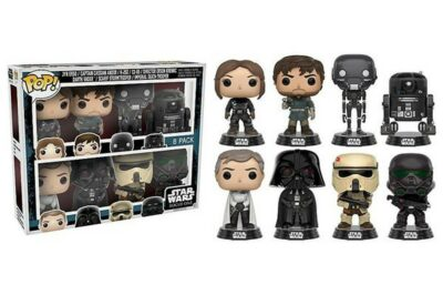 Funko POP! Star Wars: Rogue One – Limited Edition 8 Pack