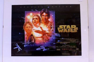 Star Wars: A New Hope – 1997 Cinema Poster